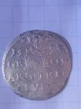 3 гроша 1595 Рига, фото №2