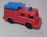 Пожарнвя машина пластмасса-металл из СССР, фото №5