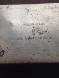 Стерилизатор Англия 20 век Латунь Никелированная Клема, фото №6