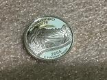 25 центов сша 2006 г. Серебро, фото №2