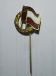 Знак TPPR общество польско-советской дружбы, фото №2
