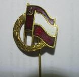 Знак TPPR общество польско-советской дружбы, фото №3
