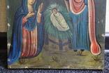 Рождество Христово 31,5х26,5, фото №5