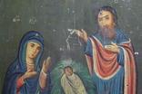 Рождество Христово 31,5х26,5, фото №8