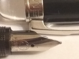 Montdlanc ручка перьевая 14К, фото №2