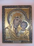 Икона Казанская БМ, Жако, 17,5 х 14 см., фото №2