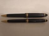 Montdlanc Meisterstuck ручка шариковая и миханический карандаш, фото №3