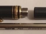 Montdlanc Meisterstuck ручка шариковая и миханический карандаш, фото №11