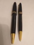 Montdlanc Meisterstuck ручка шариковая и миханический карандаш, фото №12