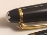 Montdlanc Meisterstuck ручка шариковая и миханический карандаш, фото №13