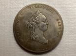 Медаль 1783 года. В память присоединения Крыма и Кубани к России s66 копия, фото №2
