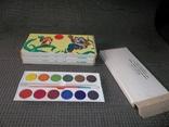 Краски 12 цветов.4 упаковки., фото №2