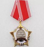 Орден За личное мужество СССР копия, фото №2