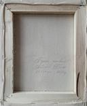 Картина, Букет конвалії, 25х30 см. Живопис на полотні, фото №6