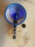 Рефлектор Минина (синяя лампа) СССР, фото №2