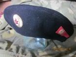Берет морской пехоты с флажком., фото №2