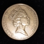 1 доллар 1985года, фото №4