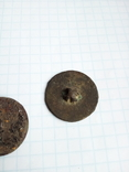 Две старые интересные пуговички, фото №5