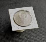 5 рублей Госбанк 1991 в холдері, фото №6