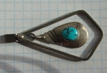 Кулон Навахо серебро., фото №2