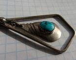 Кулон Навахо серебро., фото №4