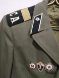 Дембельский китель старшего сержанта ВС СССР, фото №4