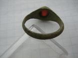 Солдатский перстень ПМВ, фото №3