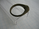 Солдатский перстень ПМВ, фото №5
