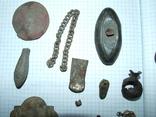 Элементы, фрагменты, детали и части старинных предметов, фото №3