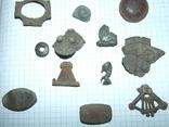 Элементы, фрагменты, детали и части старинных предметов, фото №6