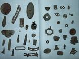 Элементы, фрагменты, детали и части старинных предметов, фото №9