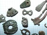 Элементы, фрагменты, детали и части старинных предметов, фото №12