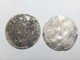 Полторак (1,5 гроша) 1624 Года. Сигизмунд III, фото №3