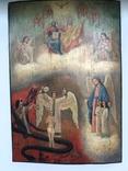 Икона Страшный суд, фото №2