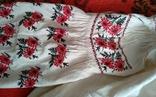 Сорочка вышиванка, конопляна., фото №5