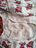 Сорочка вышиванка, конопляна., фото №12