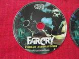 Диск-игра для компютера.№6.два диска., фото №5