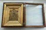 Икона Святых бронза, фото №5