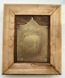 Икона Святых бронза, фото №7