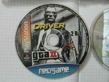 Диск-игра для Playstation.№23.цена за 2 диска., фото №3
