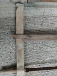 Столярний інструмент лучковая пилка, фото №7
