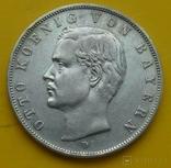 3 марки, Бавария, 1908г, фото №2