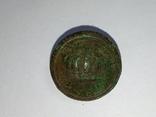 Пуговиця корона, фото №2