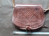 Кожаная сумка + кошелек, фото №3
