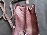 Кожаная сумка + кошелек, фото №6