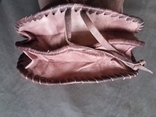 Кожаная сумка + кошелек, фото №8