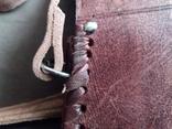 Кожаная сумка + кошелек, фото №10