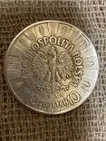 30 Злотых,1937-38-39г.Польша., фото №7
