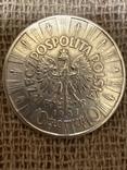 30 Злотых,1937-38-39г.Польша., фото №8