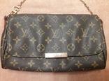 Сумка - клатч Louis Vuitton, фото №2